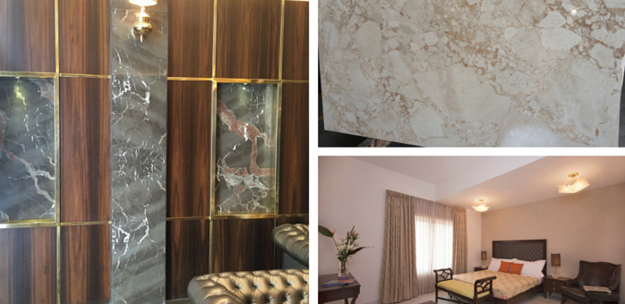Functional, artistic, Luxurious: Make marble yours too