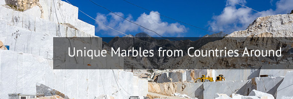 Stunning and Luxurious Marbles