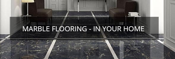 Advantages of using marble flooring