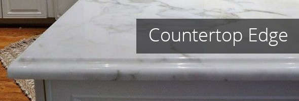 5 Useful tips to select the right Marble Countertop Edge