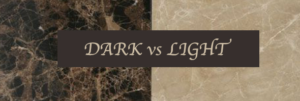 Dark vs Light Marbles