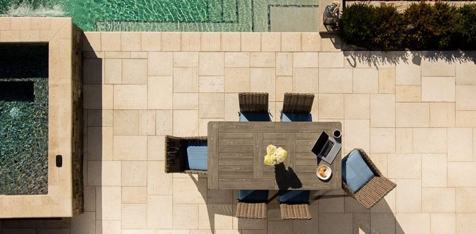 APPEARANCE AND STYLES OF TRAVERTINE