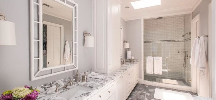 Four Good Reasons to Use Marble Thresholds in Bathroom