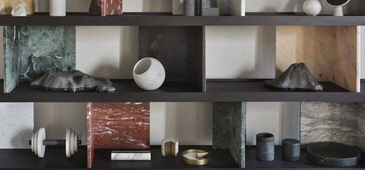 Gorgeous Marble Furniture & Decor Pieces: Check It Out!